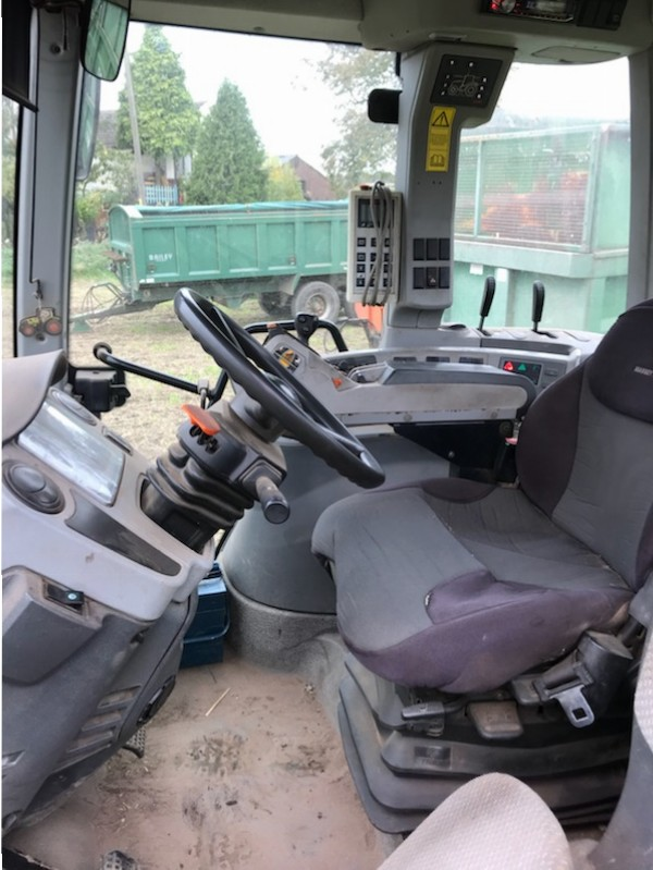 2009 Claas Axion Tractor Dashboard