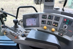 2009 Claas Axion Tractor Dashboard 2