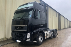 2012 Volvo FH13:500 6x2 Tractor Unit c/w Tipping Hydraulics
