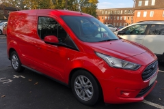 2018 (68) Ford Transit Connect 200 L115 TDCi Limited
