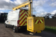 Iveco 35S13 Left Back