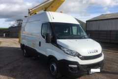 Iveco 35S13 Left Front