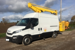 Iveco 35S13 Right Front