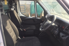 Iveco 35S13 Inside